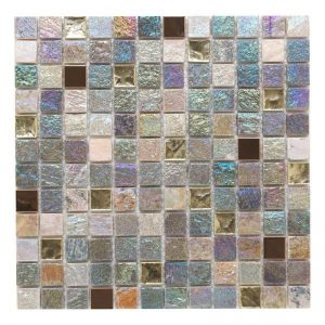 HT Mosaics 30145 Various  Glass Tile