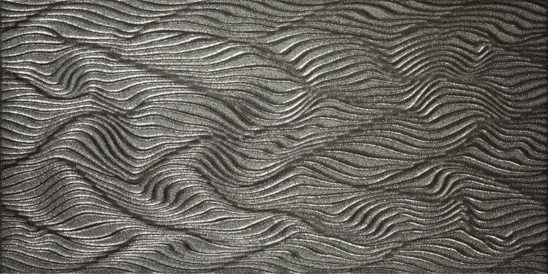 Imotion Silver Metallic Porcelain Tile