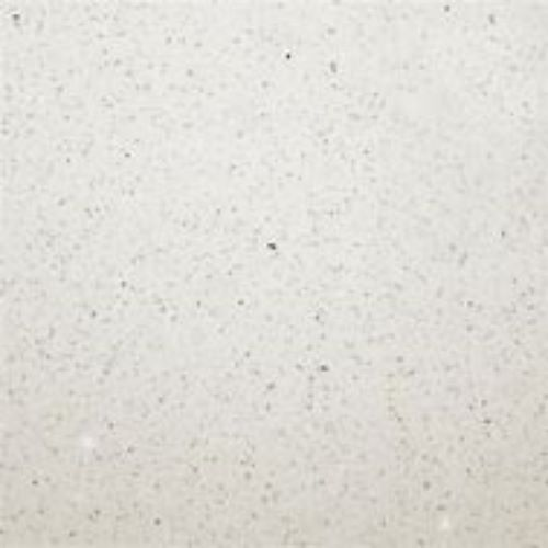 Starstone White Polished Quartz Tile