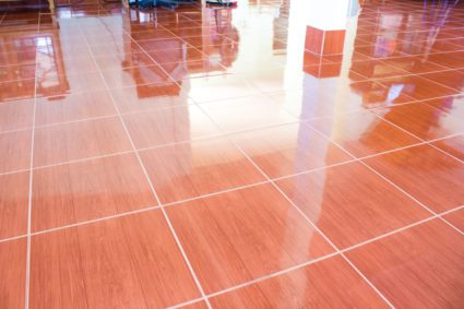 Top tips on cleaning tiles