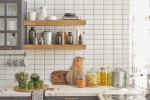 trendy kitchen tiles 2020 white metro