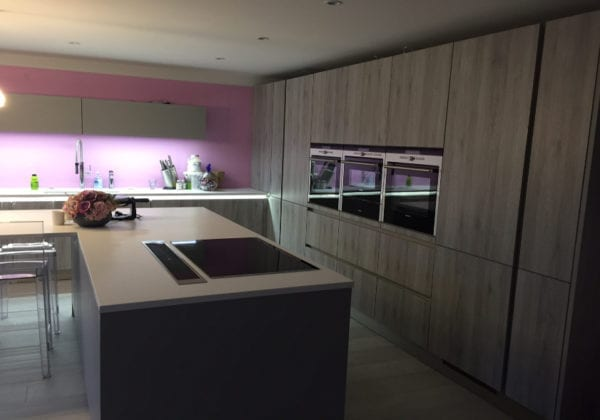 contemporary german kitchens