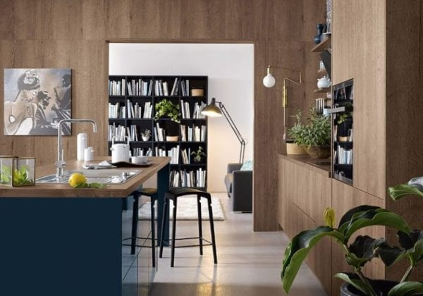 modern traditional kitchens