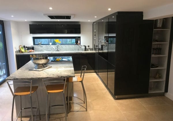 kitchens palmers green