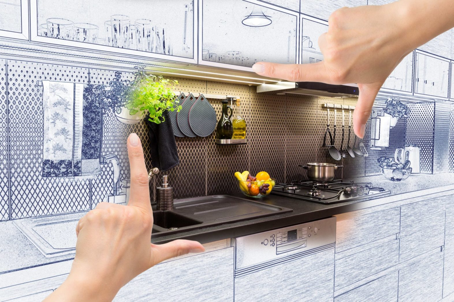 Complete Kitchen From A Single Source