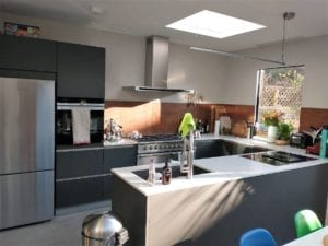 Affordable Kitchen Design & Storage Space Ideas. Small Kitchen Ideas & Using Your Small Kitchen Space Well. New Kitchen Budget & Affordable Cabinets.