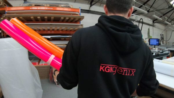 Why a one-stop shop is better for large format graphics