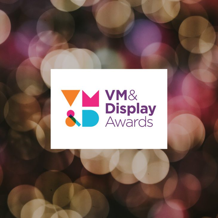 We're proud to sponsor the VM & Display Awards 2022!