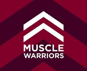 BE A MUSCLE WARRIOR ICON