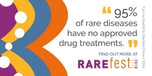 Cambridge Rare Disease Network - Muscle Help Foundation (MHF) proudly supports RAREfest18 spotlighting rare conditions 73