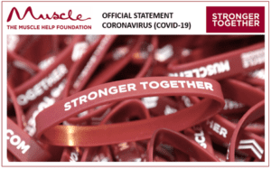 Coronavirus (COVID-19) - Muscle Help Foundation charity statement