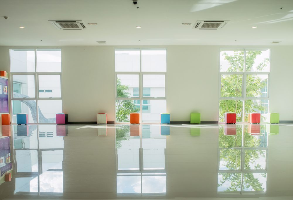 how to look after epoxy flooring