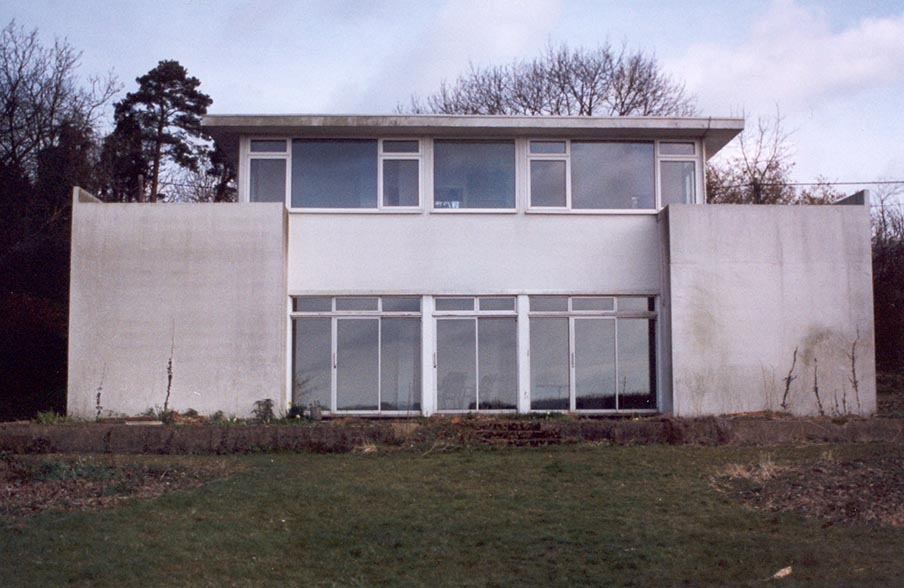 Flat Roof Listed Building