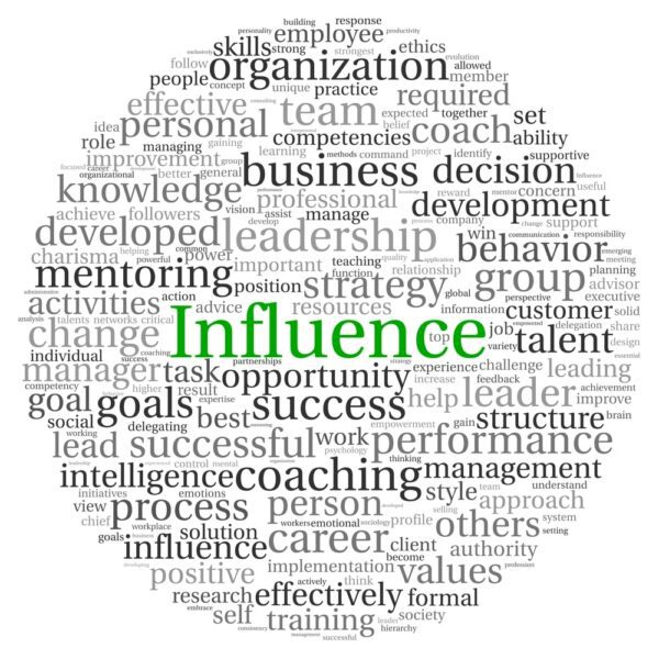 how to be a positive influence