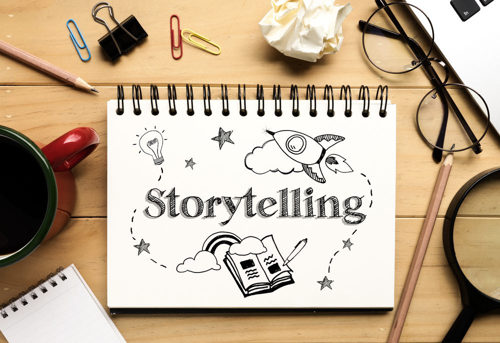 Storytelling In Presentations