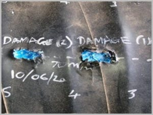sps-pipe-damage-trials