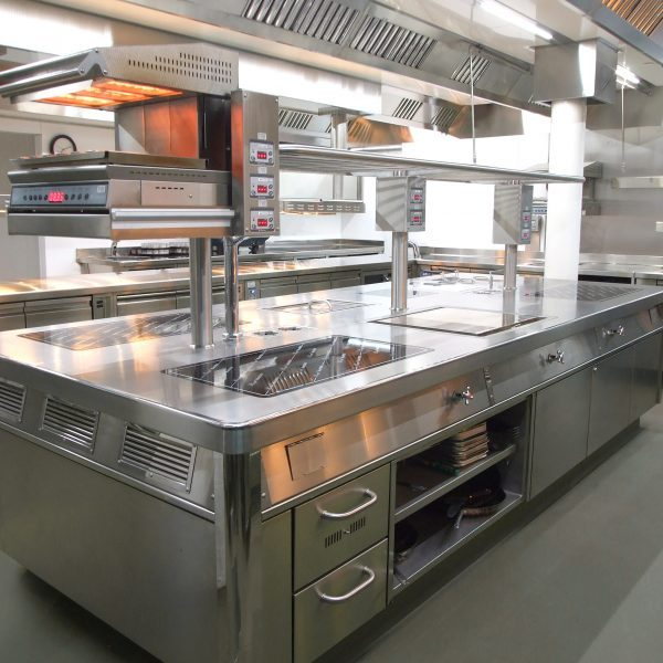 DeManincor range installed by TAG at the OXO Tower