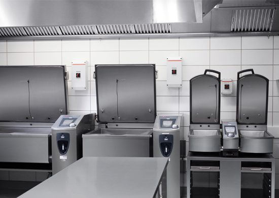 Rational VCC   Key Catering Equipment for Commercial Kitchens