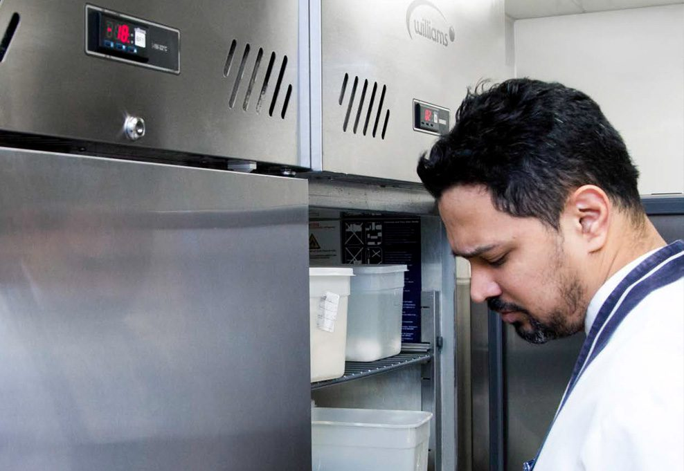 Commercial Kitchen Cabinet Refrigeration Maintenance