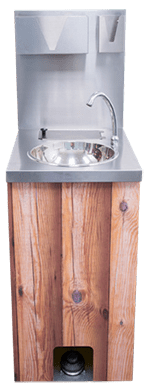 COVID-Secure Equipment   Mobile Hand Wash Basin