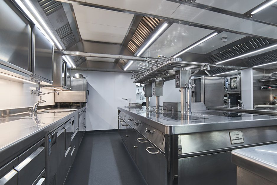 Hygienic Commercial Kitchen Design   Featured Image