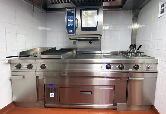 Case Study | Small Commercial Kitchen Design