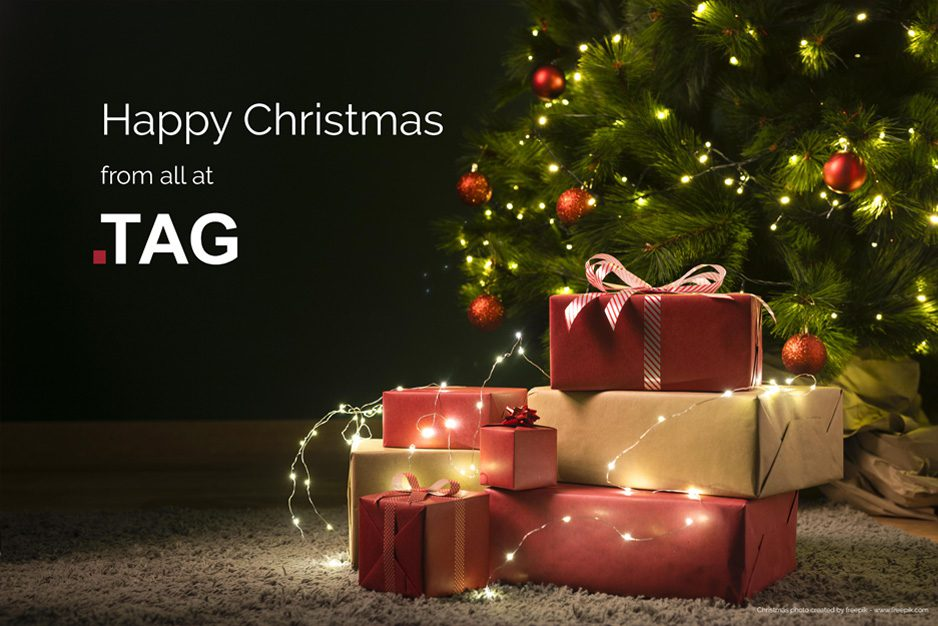Happy Christmas from TAG