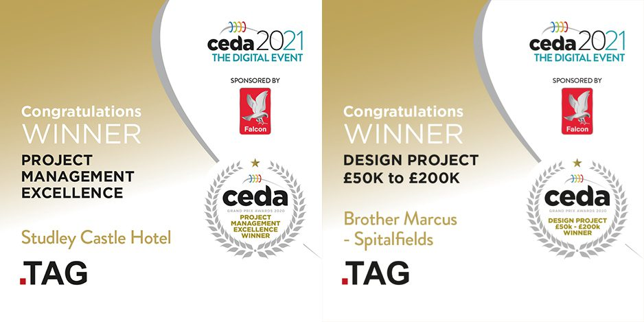 ceda Grand Prix Awards Winners 2020