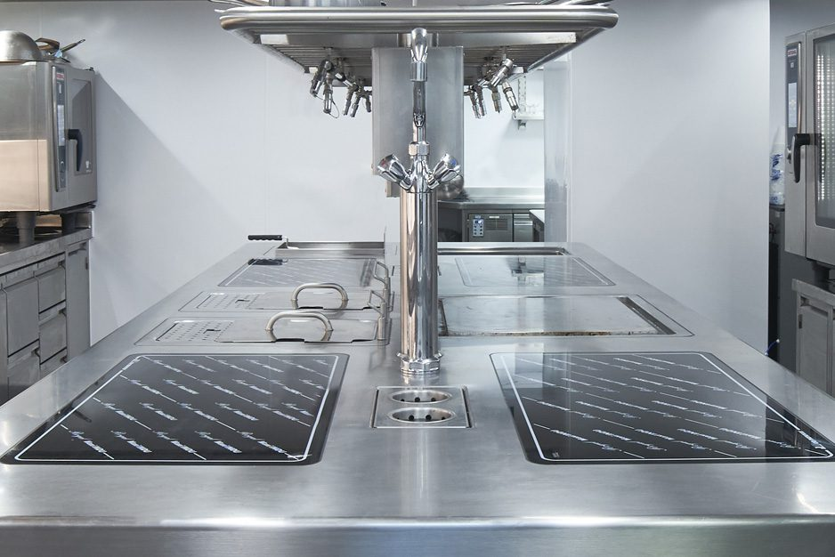 Commercial Induction Cooking for Restaurants Kitchens