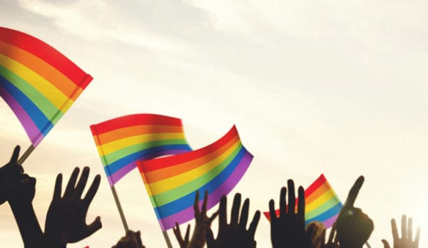 LGBT+ Pride – a view from the Thames