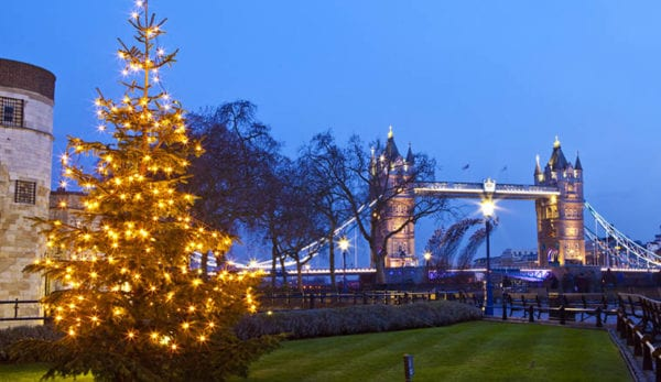 Things to do in London this Christmas