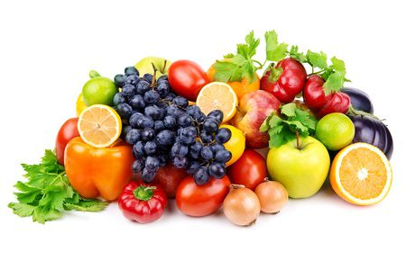 fight oxidative stress with fruit and vegetables