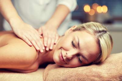 Different styles of massage