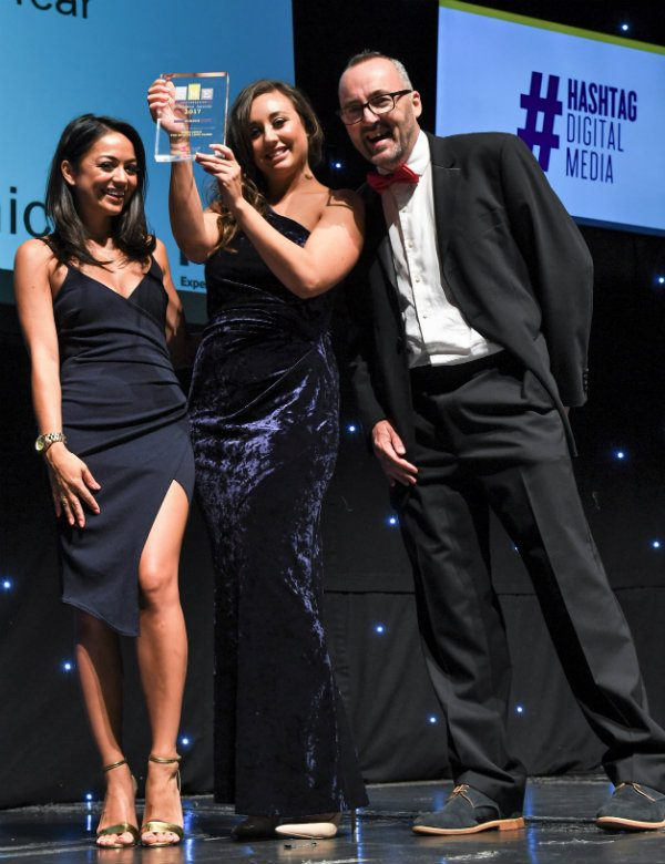Kerri Lewis Young Business Person of the Year Award 2017