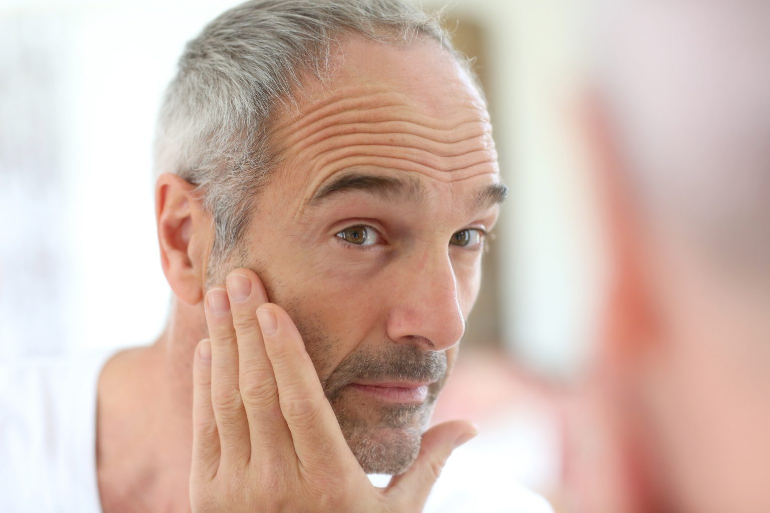 Skin treatments for men