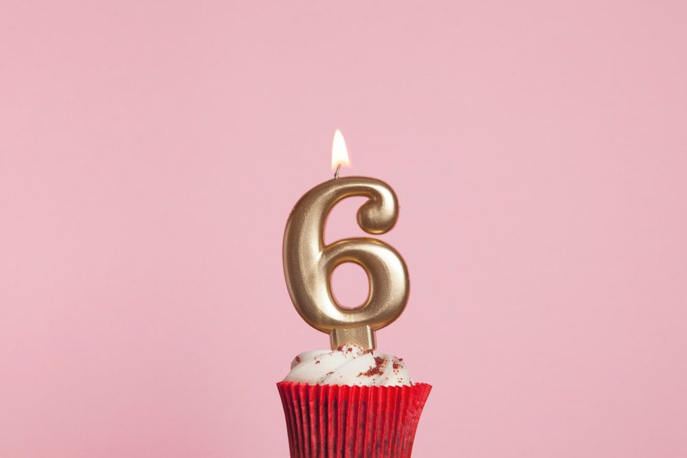 celebrating 6 years at the STL clinic