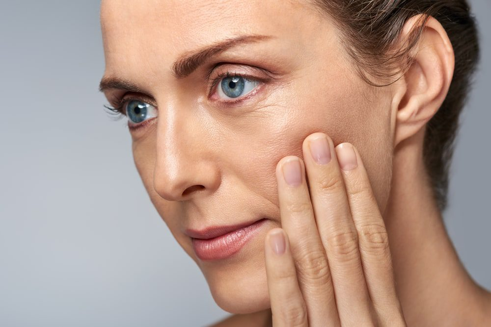 firm ageing skin