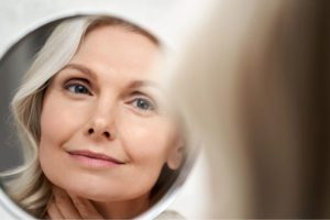 how to improve skin texture: Skin's texture uneven due to sun exposure and sun damage