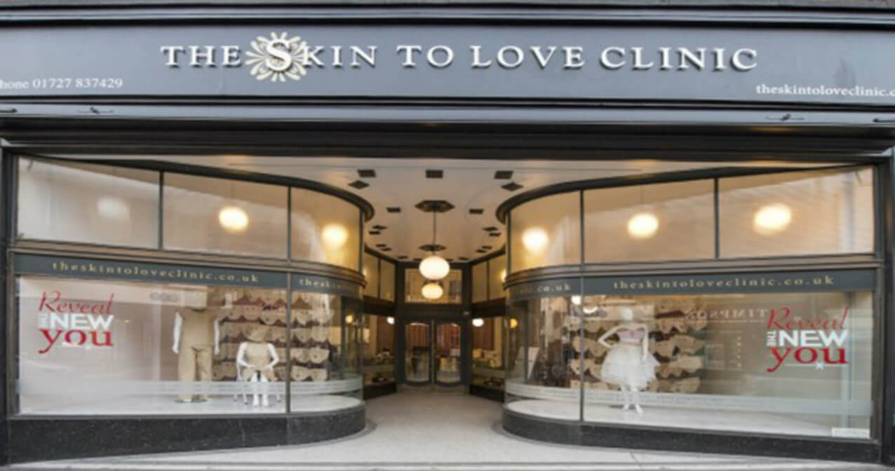 skin to love clinic st albans al1 exterior