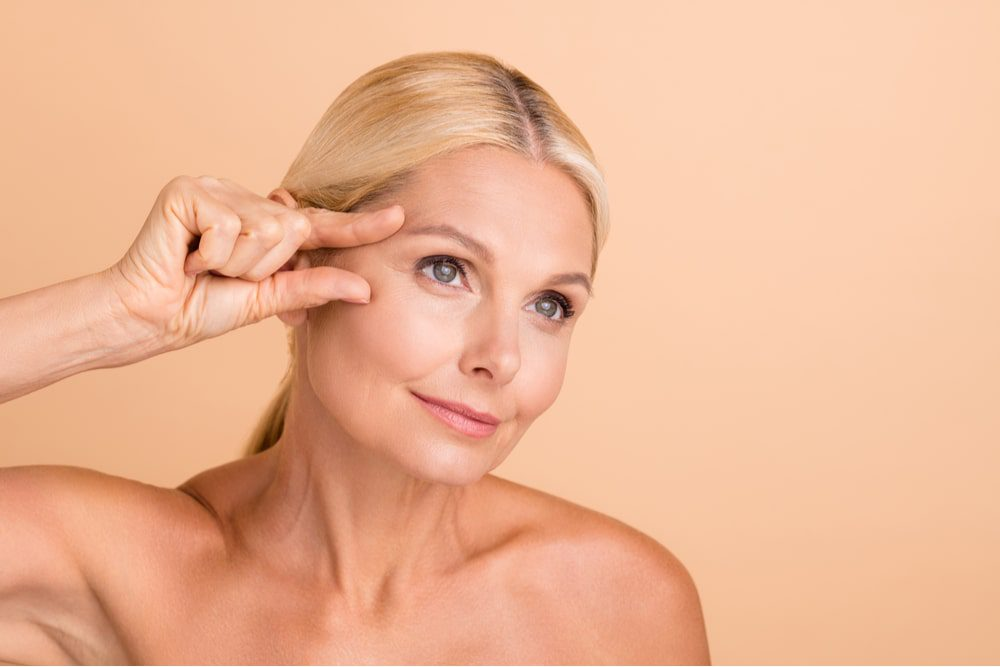 reduce eye wrinkles and fine lines around your eyes