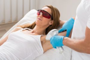 Laser Hair Removal Treatment Reduce Ingrown Hairs and Thins Hair Growth: Overall Hair Reduction Treatment