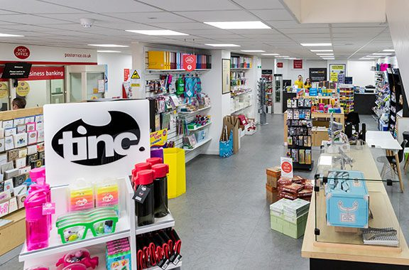 UOE office stationery store