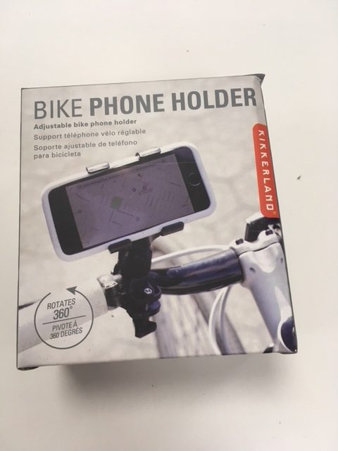 Bike phone holder gift