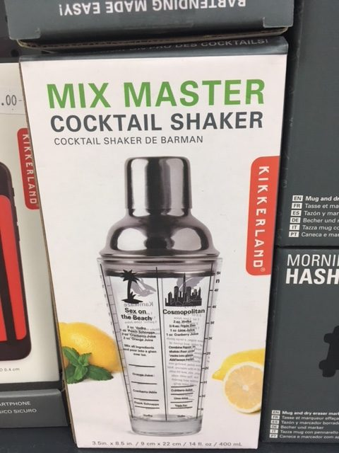 Cocktail maker gift