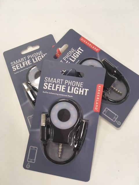 selfie light gift