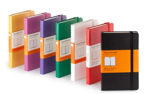 moleskine book stockist