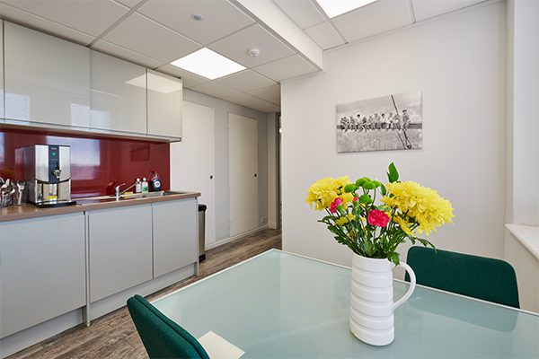 Kitchen, Shared Office St Albans