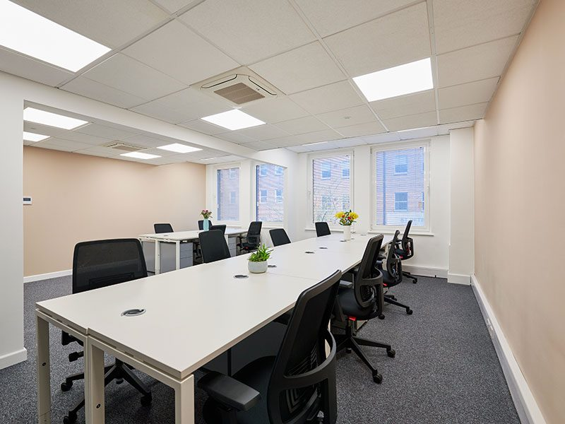 St Albans Office Space, Serviced offices
