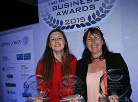 FSB Hertfordshire Award Winner