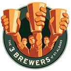 3 Brewers logo